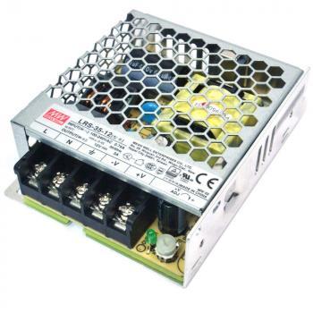 Импульсный блок питания Mean Well LRS-50-12 50 Вт. 12В, 4.2 А