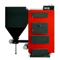 Твердопаливний котел WMSP 100 кВт з автоматичним завантаженням