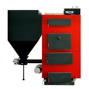 Твердотопливный котел WMSP 250 кВт с автоматической загрузкой