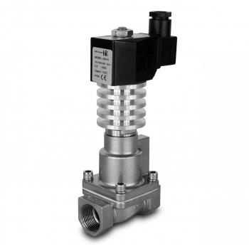Электромагнитный клапан GAMA GWSS-15 1/2 для высоких температур (нержавейка) нормально закрытый