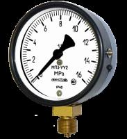 Манометр МВП2-У2 ОШ техничесий 24кгс/см2 кл.2.5 М20х1,5 (G1/2)