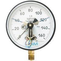 Манометр ДВ2005-У2 электроконтактный 25кгс/см2 кл.1.5 М20х1,5