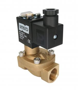 """Електромагнітний клапан GEVAX 1931 1/2"""" непрямої дії НЗ 0.5 - 16 bar"""
