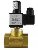 Электромагнитный клапан газовый Elektrogas EVRMNС3-OT DN25 P0,6 НЗ