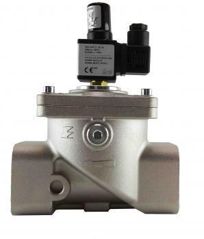 Электромагнитный клапан газовый Elektrogas EVRMNA35 DN32 P0,6 НО