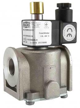 Електромагнітний клапан газовий MADAS M16/RMC N.C. DN15 Р6 (муфтовий) НЗ