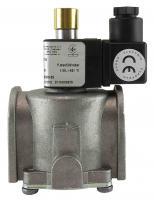 Електромагнітний клапан газовий MADAS M16/RMC N.A. DN25 Р6 (муфтовий) НВ