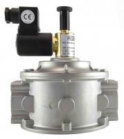 Електромагнітний клапан газовий MADAS M16/RM N.A. DN32 Р6 (муфтовий) НВ