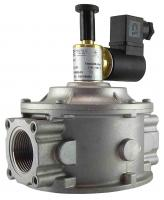 Электромагнитный клапан газовый MADAS M16/RM N.A. DN32 Р6 (муфтовый) НО