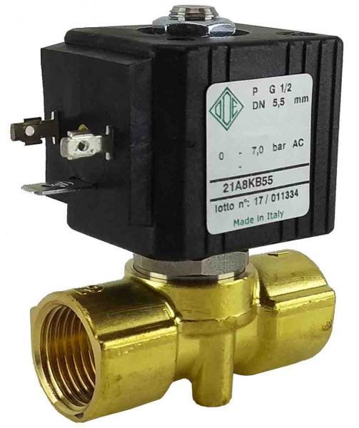 07f9b2a4d9b Электромагнитный клапан прямого действия нормально закрытый ODE 21A8KB45(55)