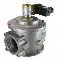 Электромагнитный клапан газовый MADAS M16/RM N.A. DN50 Р6 (муфтовый) НО
