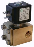 """Клапан электромагнитный высокого давления НЗ ODE 4966KOQ120 1/2"""" 3 - 100 bar"""