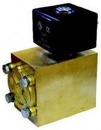 """Клапан электромагнитный высокого давления НЗ ODE 4592MZU190 3/4"""" 1 -50 bar"""