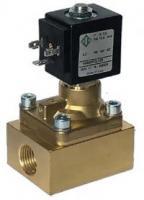 """Клапан электромагнитный высокого давления НО ODE 4966ZOQ120D 1/2"""" 3 - 50 bar"""