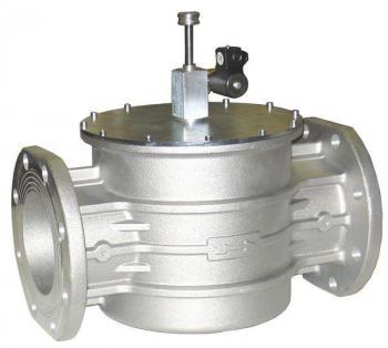 Электромагнитный клапан газовый MADAS M16/RM N.A. DN65 Р6 (фланцевый) НО