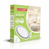 Світлодіодний світильник SMART LIGHT LED EUROLAMP Aurum 32W 3000K-6000K