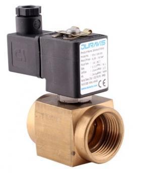 """Електромагнітний клапан Duravis ESV 120-05-070 N.С. 1"""" 0-5 bar"""