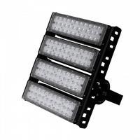 Прожектор світлодіодний модульний з відкритим радіатором EUROLAMP 200 Вт 5000 K LED-FLM-200/50 26000 Лм