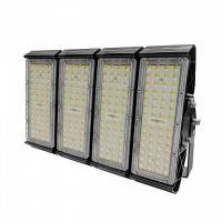 Прожектор світлодіодний модульний з інтегрованим радіатором EUROLAMP 200 Вт 5000 K LED-FLP-200/50 26000 Лм