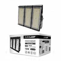 Прожектор світлодіодний модульний з інтегрованим радіатором EUROLAMP 150 Вт 5000 K LED-FLP-150/50 19500 Лм