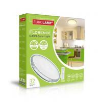 Світлодіодний світильник SMART LIGHT LED EUROLAMP  Florence 32W 3000K-6000K