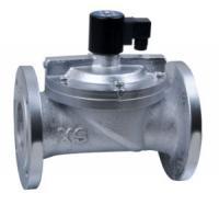 Электромагнитный клапан GAMA GF-80F DN 80 фланцевый 0.3 - 16 бар