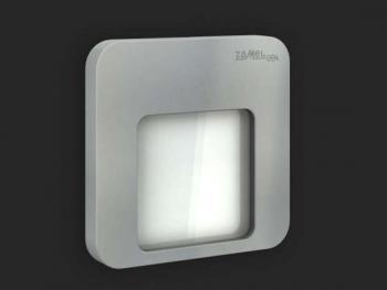 Светодиодный светильник врезной 230 B для лестниц и подиумов MOZA от ZAMEL