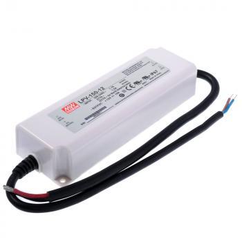 Импульсный блок питания Mean Well LPV-150-12 120 Вт. 12В, 10 А, герметичный