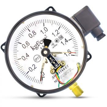 Электроконтактный манометр ДМ СГ 05160 кл. 1,5 - 01 М