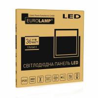 Светодиодный EUROLAMP LED Светильник 595х595 (панель) 36 Вт 6500 K