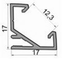 ПФ-20/1 Профиль угловой без покрытия 2 м