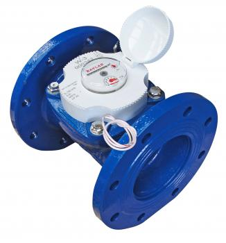 Турбинный счетчик для холодной воды BAYLAN Woltman  W-3 Dn 125