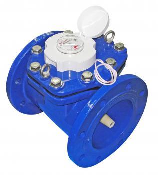 Турбинный счетчик для холодной воды BAYLAN Woltman  W-4 Dn 150