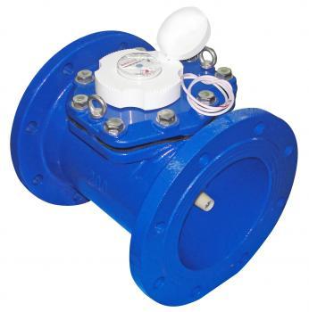 Турбинный счетчик для холодной воды BAYLAN Woltman  W-5 Dn 200
