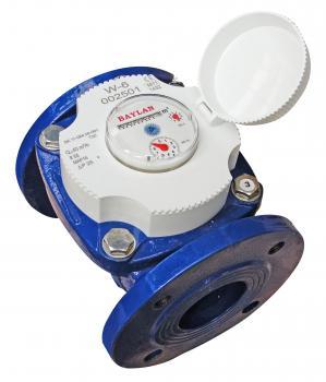 Турбинный счетчик для холодной воды BAYLAN Woltman  W-6 Dn 50